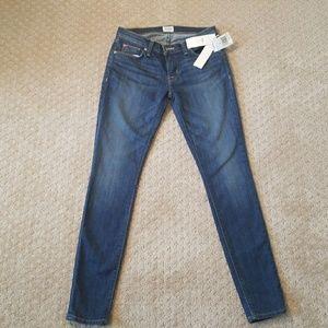 Hudson  super skinny jeans.